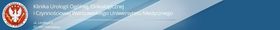 Klinika Urologii - rak prostaty